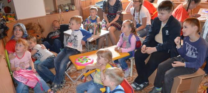 Открытие православного лагеря «Да любите друг друга»