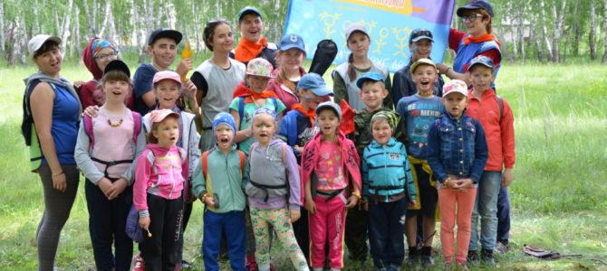 Состоялось закрытие детского православного сбора.